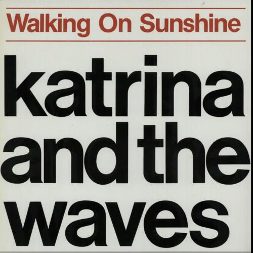 Katrina & The Waves Walking On Sunshine pictures
