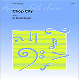 Download Keezer Chop City Sheet Music arranged for Percussion Solo - printable PDF music score including 2 page(s)