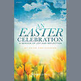 Download Keith Christopher An Easter Celebration - Handbells Sheet Music arranged for Handbells - printable PDF music score including 11 page(s)