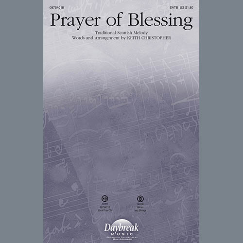 Traditional Prayer Of Blessing (arr. Keith Christopher) profile picture