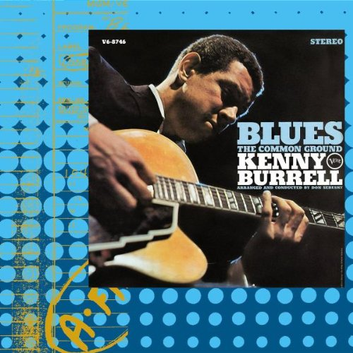 Kenny Burrell Everyday I Have The Blues profile picture