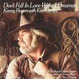 Download or print Don't Fall In Love With A Dreamer Sheet Music Notes by Kenny Rodgers & Kim Carnes for Piano