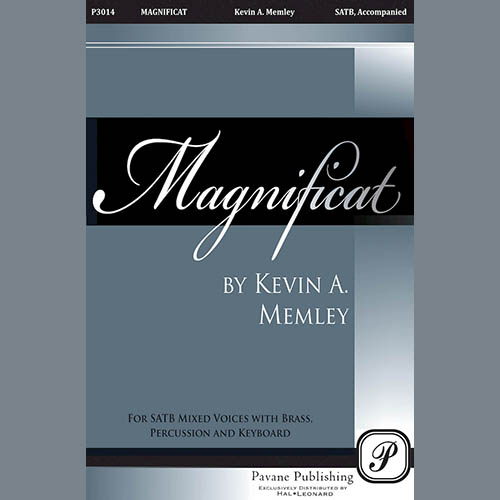 Kevin A. Memley Magnificat - Clarinet 1 & 2 profile picture