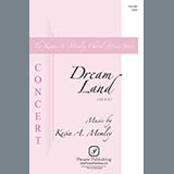 Download or print Dream Land (arr. Christina Rossetti) Sheet Music Notes by Kevin Memley for SSAA Choir