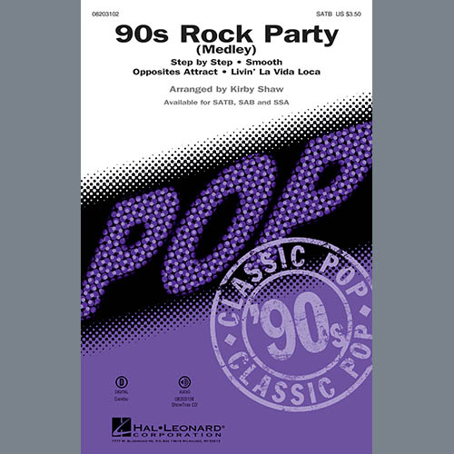 Kirby Shaw 90's Rock Party (Medley) profile picture