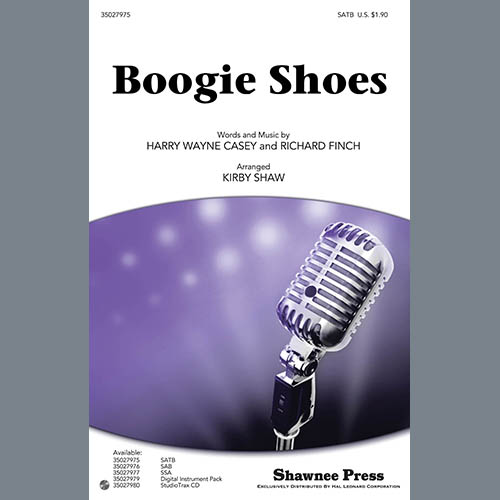 Kirby Shaw Boogie Shoes profile picture