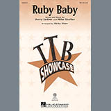 Download Leiber And Stoller Ruby Baby (arr. Kirby Shaw) Sheet Music arranged for Choral TBB - printable PDF music score including 10 page(s)