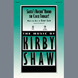 Download Kirby Shaw Santa's Rockin' 'Round the Clock Tonight! - Trombone Sheet Music arranged for Choir Instrumental Pak - printable PDF music score including 2 page(s)
