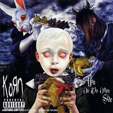 Korn Open Up Now profile picture