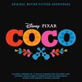 Download Kristen Anderson-Lopez Remember Me (Ernesto de la Cruz) (from 'Coco') Sheet Music arranged for Beginner Ukulele - printable PDF music score including 3 page(s)