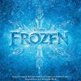 Download or print For The First Time In Forever (from Frozen) Sheet Music Notes by Kristen Bell & Idina Menzel for Piano