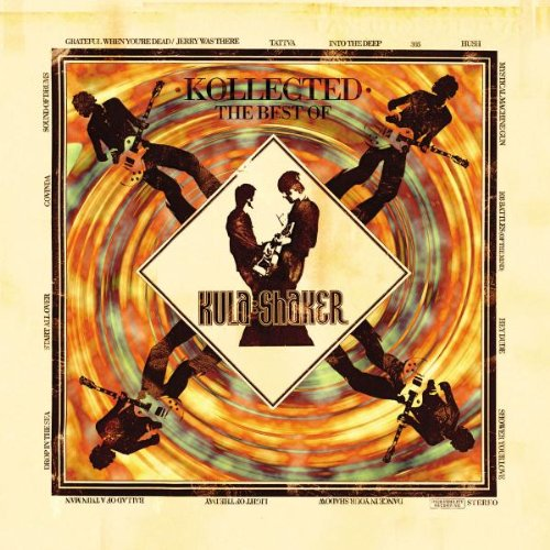 Kula Shaker Sound Of Drums pictures