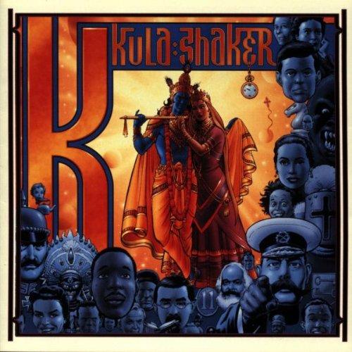 Kula Shaker Start All Over pictures