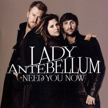 Lady Antebellum Just A Kiss profile picture