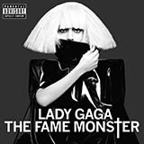 Download Lady GaGa Poker Face / Bad Romance Sheet Music arranged for SAB - printable PDF music score including 16 page(s)