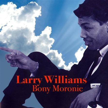 Larry Williams Bony Moronie profile picture