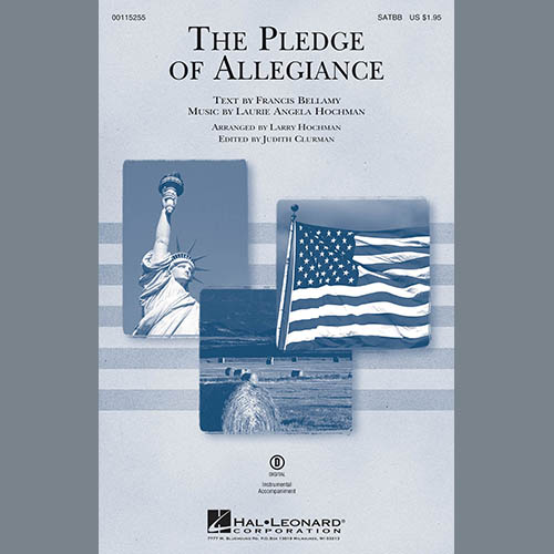 Laurie Angela Hochman The Pledge of Allegiance - Bb Trumpet pictures