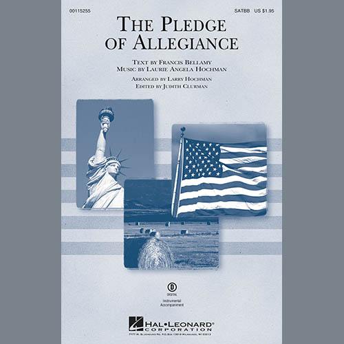 Laurie Angela Hochman The Pledge of Allegiance - C Trumpet pictures