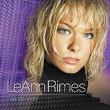 Download LeAnn Rimes Light The Fire Within Sheet Music arranged for Piano, Vocal & Guitar (Right-Hand Melody) - printable PDF music score including 9 page(s)