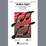 Download Lebo M., Hans Zimmer, Jay Rifkin and Julie Taymor Endless Night (from The Lion King: Broadway Musical) (arr. Mark Brymer) Sheet Music arranged for SATB Choir - printable PDF music score including 7 page(s)