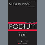 Download Lee R. Kesselman Shona Mass Sheet Music arranged for 4-Part - printable PDF music score including 37 page(s)