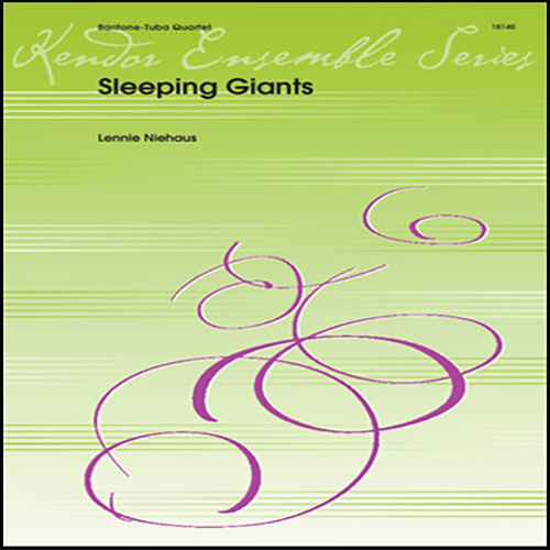 Lennie Niehaus Sleeping Giants - 1st Baritone B.C. profile picture