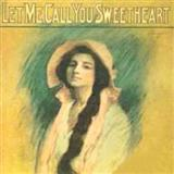 Download or print Let Me Call You Sweetheart Sheet Music Notes by Leo Friedman for Ukulele