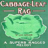 Download or print Cabbage Leaf Rag Sheet Music Notes by Les C. Copeland for Piano
