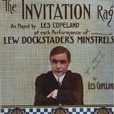 Download or print Invitation Rag Sheet Music Notes by Les C. Copeland for Piano