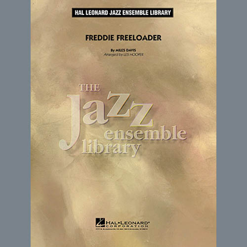 Les Hooper Freddie Freeloader - Piano profile picture