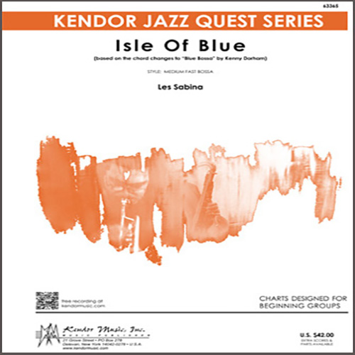 Les Sabina Isle Of Blue (based on the chord changes to