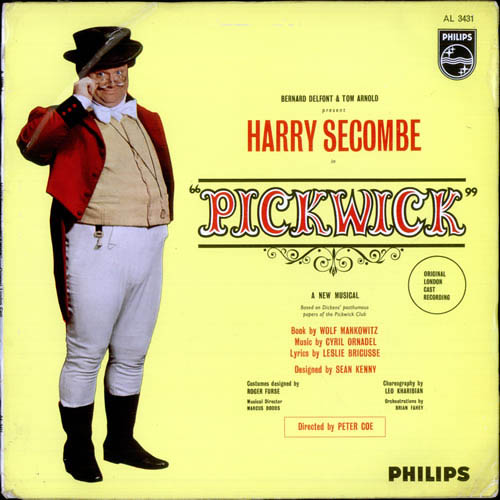 Harry Secombe If I Ruled The World profile picture