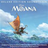 Download or print How Far I'll Go (from Moana) Sheet Music Notes by Lin-Manuel Miranda for Vibraphone Solo