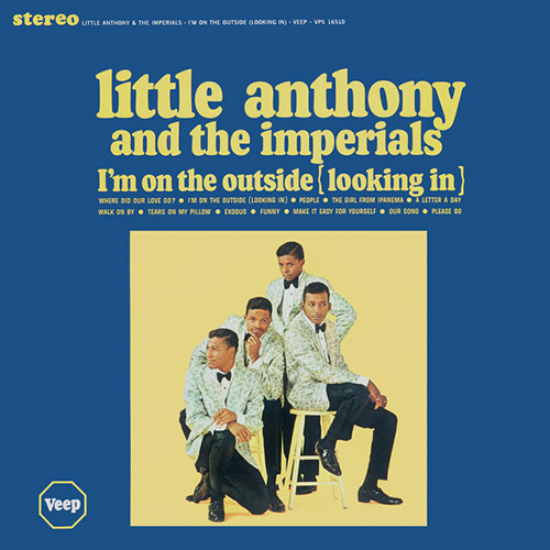 Little Anthony & The Imperials Tears On My Pillow profile picture