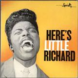 Download Little Richard Lucille Sheet Music arranged for Piano, Vocal & Guitar (Right-Hand Melody) - printable PDF music score including 4 page(s)
