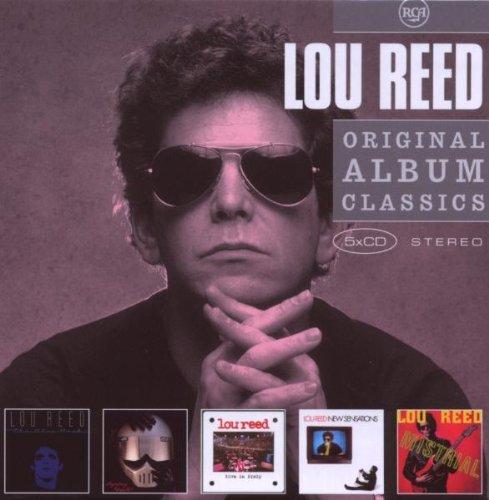Lou Reed White Light/White Heat profile picture