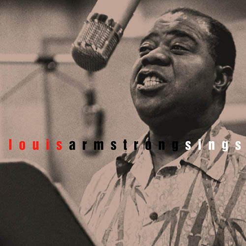 Louis Armstrong All Of Me profile picture