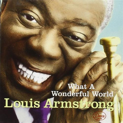 Louis Armstrong What A Wonderful World profile picture