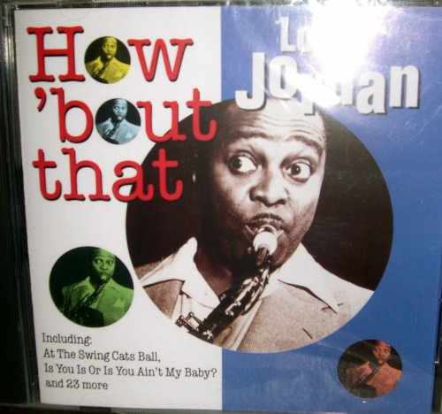 Louis Jordan Is You Is, Or Is You Ain't (Ma' Baby) profile picture