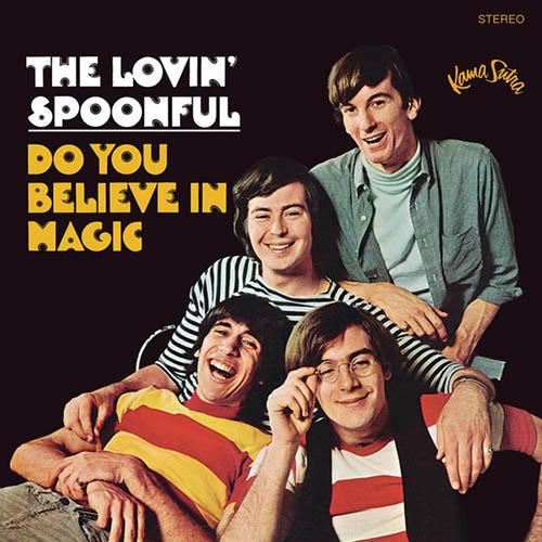 Lovin' Spoonful Do You Believe In Magic profile picture