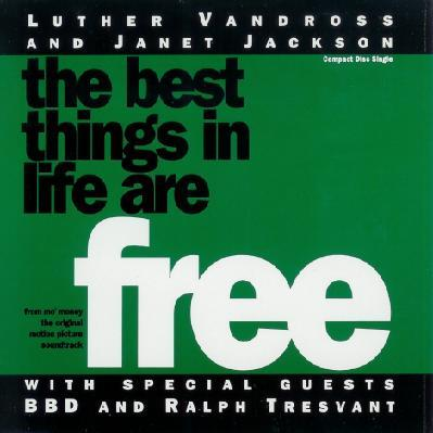 Luther Vandross & Janet Jackson The Best Things In Life Are Free pictures
