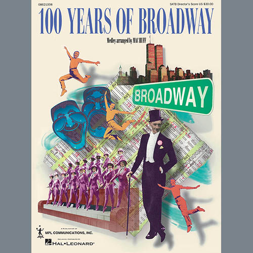 Mac Huff 100 Years of Broadway profile picture