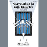 Download or print Always Look On The Bright Side Of Life Sheet Music Notes by Mac Huff for Choral TTB