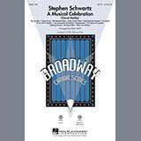 Download or print Stephen Schwartz: A Musical Celebration (Medley) - Trumpet 2 Sheet Music Notes by Mac Huff for Choir Instrumental Pak