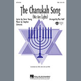Download Mac Huff The Chanukah Song (We Are Lights) Sheet Music arranged for SATB - printable PDF music score including 6 page(s)