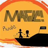 Download or print Rude Sheet Music Notes by Magic! for Piano