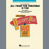 Download or print All I Want for Christmas Is You (arr. Michael Brown) - Baritone B.C. Sheet Music Notes by Mariah Carey for Concert Band