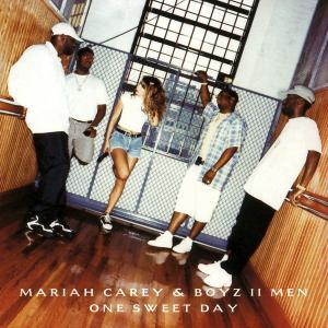 Mariah Carey and Boyz II Men One Sweet Day pictures