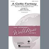 Download Mark Brymer A Celtic Fantasy - Guitar Sheet Music arranged for Choir Instrumental Pak - printable PDF music score including 6 page(s)