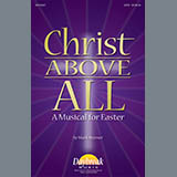 Download Mark Brymer Christ Above All - Flute 1 Sheet Music arranged for Choir Instrumental Pak - printable PDF music score including 10 page(s)